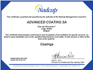 Nadcap Coatings